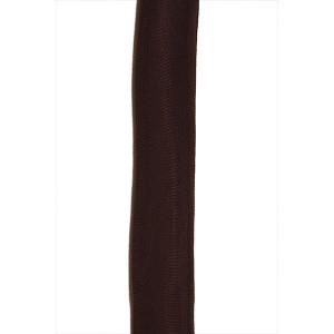 Тъмнокафяви връзки за сандали (снимка)