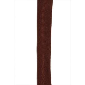 Връзки за сандали металик с тютюнев цвят (снимка)