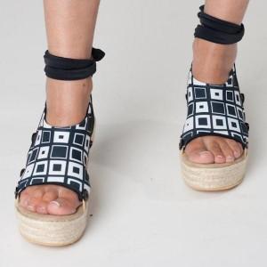 Чорап за платформи 12 (снимка)