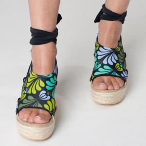 Чорап за платформи 6 (снимка)